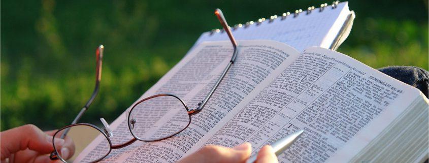 studiare la bibbia