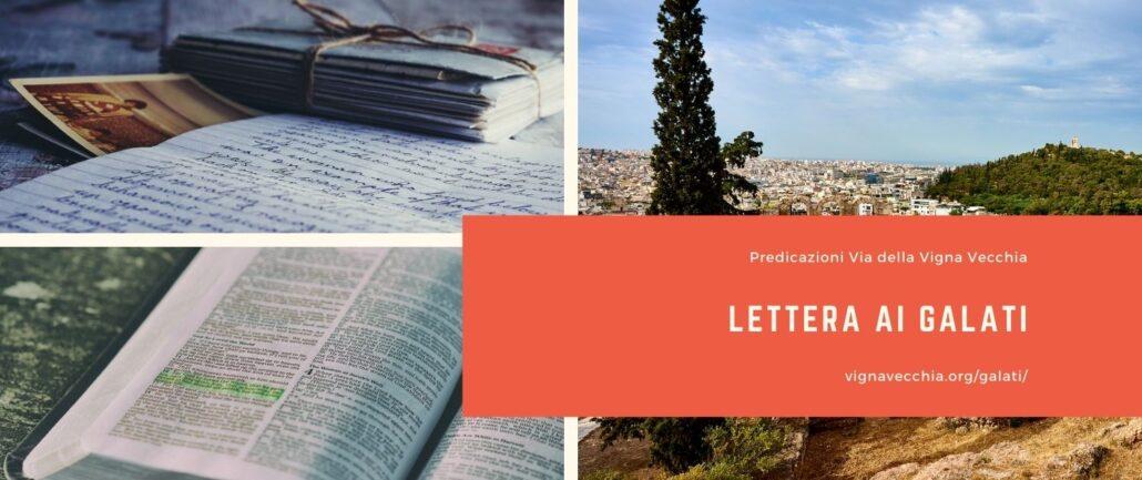 Predicazioni Lettera ai Galati